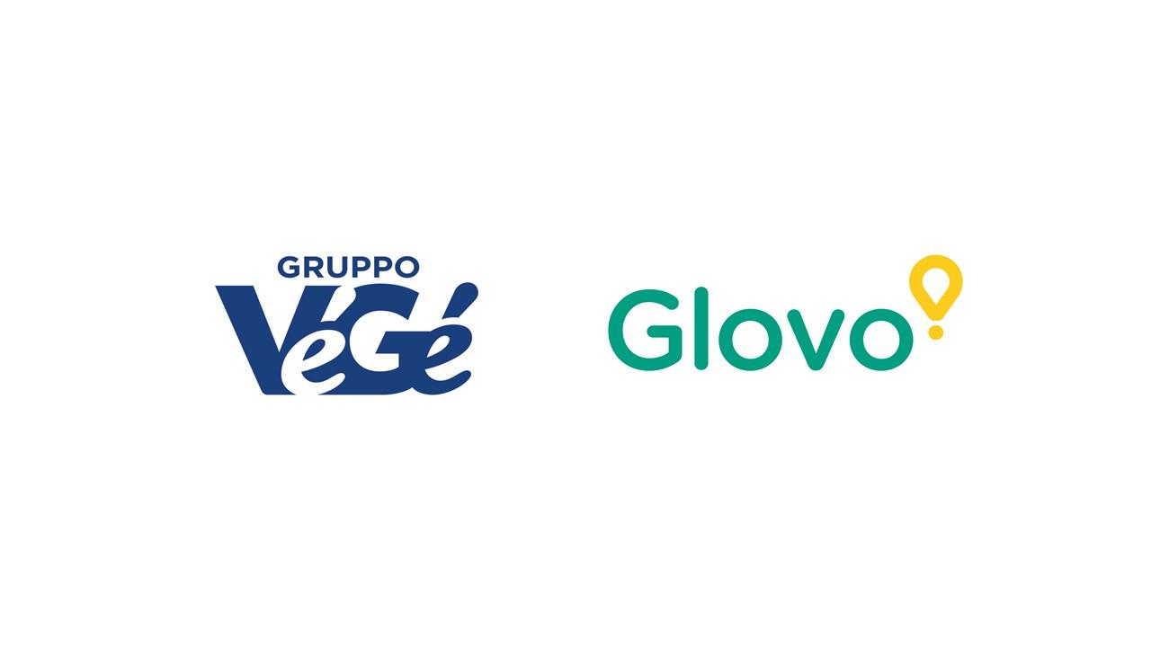 Gruppo Vegé e Glovo