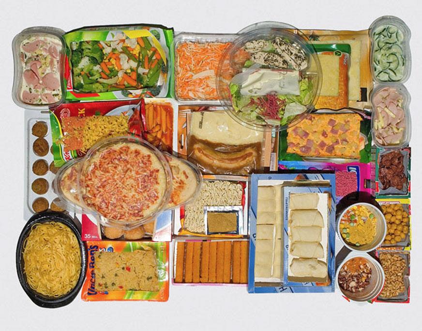 Alimenti confezionati