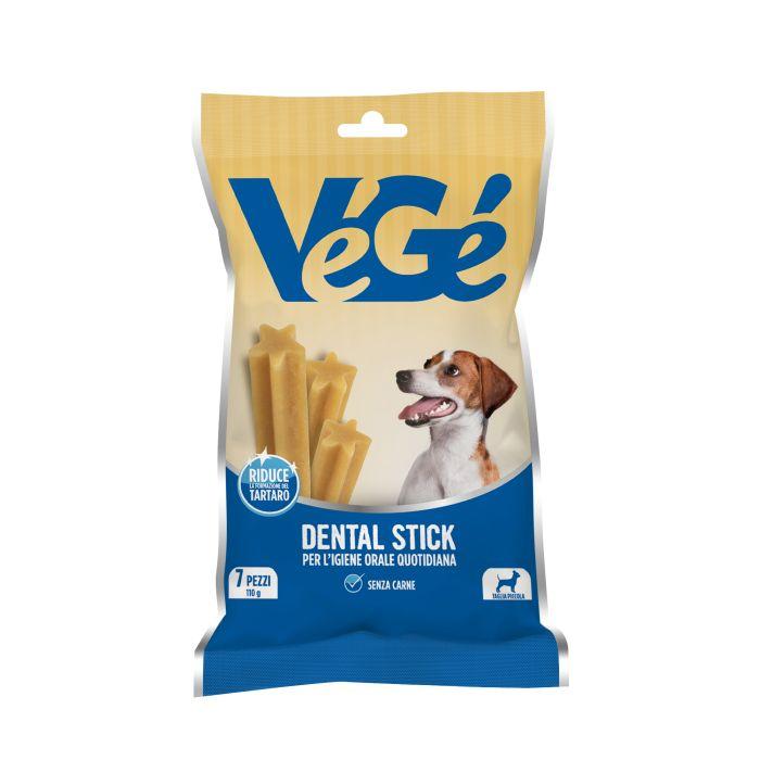 Dental stick per cani Vegé GDO (Grande Distribuzione Organizzata)